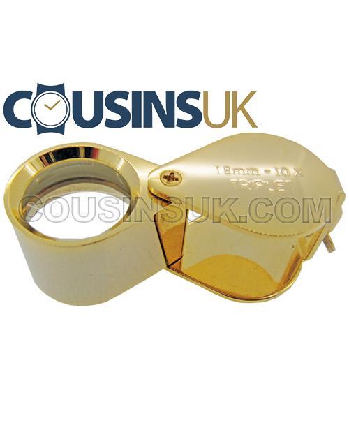 10x Gold Loupe