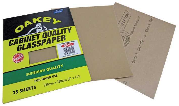 Paper (Glass) Oakey