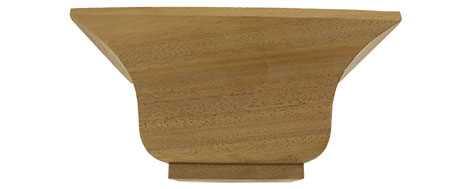 Hardwood (Limba) Bottom