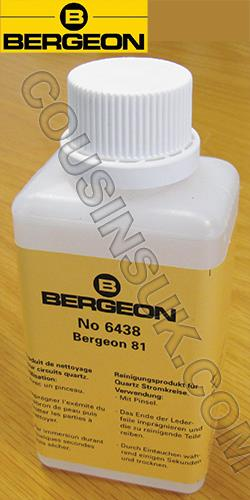 Bergeon Quartz Circuit Cleaner