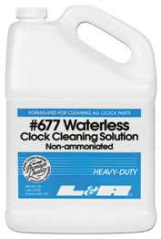L&R 677 Clock Cleaner