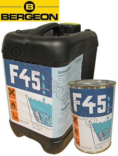 Bergeon F45 Cleaner