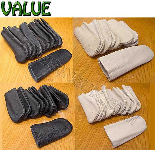 Finger Protectors - Leather (Soft)
