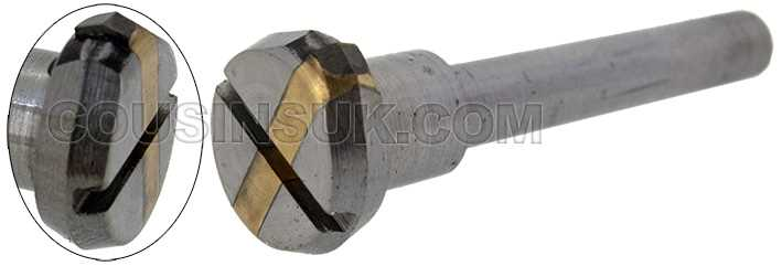 150° Diamond Fly Wheel (4mm Shank)