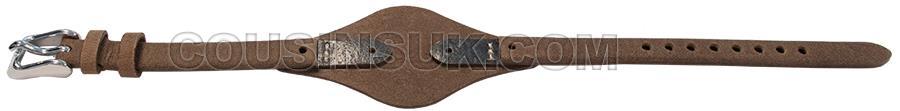 Fossil ES3060 Watch Strap, Brown