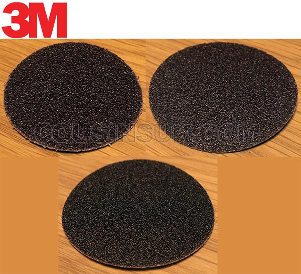 Discs, Aluminium Oxide, 3M (Ø50mm)
