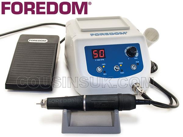 Micromotor (High Speed, High Torque) with Rotary Handpiece (Brushless)