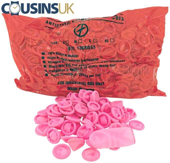 Pink, Large (Ø27mm) Cots