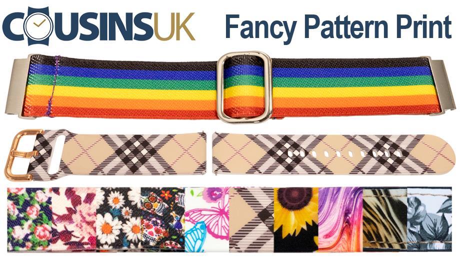 Fancy Pattern Print