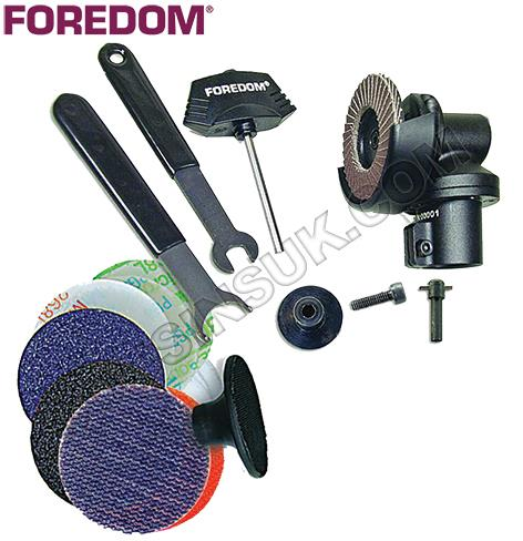 Angle Grinder Attachment & Accessories - Foredom