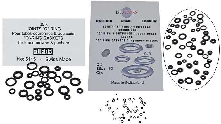 O Micro Ring Assortments