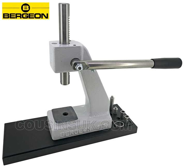 Rack Press, Bergeon 6173