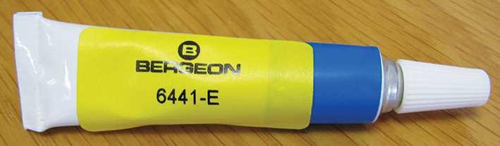 Bergeon 6441E, Blue (Jismaa)