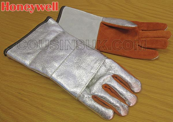 Gloves - Heat Protection (Gauntlet Type), Honeywell