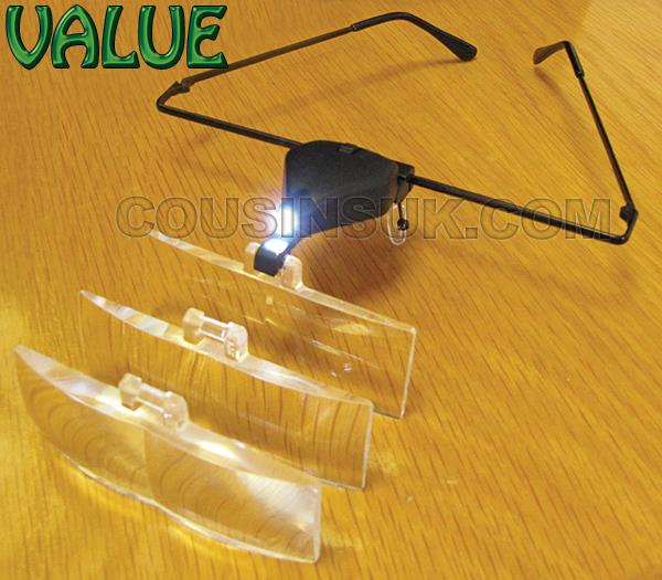 Light Tec Binocular Magnifiers