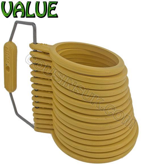 Bangle (Wrist Measuring) Gauge, Plastic Rings