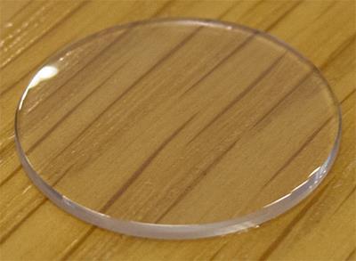 Glasses, Round (Flat)