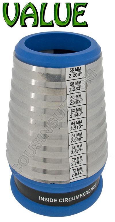 Bangle Diameter & Circumference Gauge, Steel