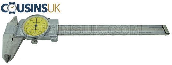 Dial (Metal) Vernier, Shockproof