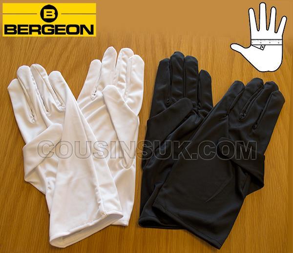 Microfibre Gloves, Bergeon Swiss