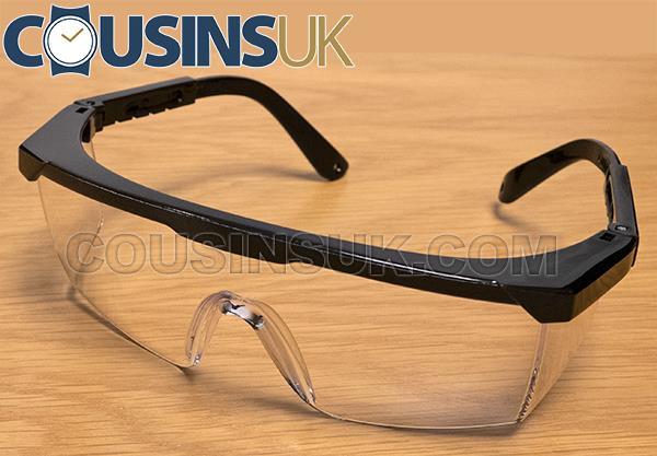 Glasses (Safety) Wraparound