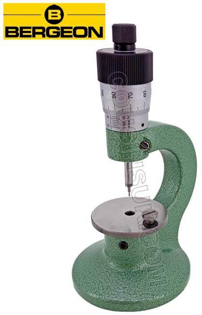 Vertical Micrometer, Bergeon Swiss