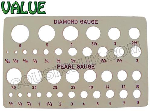 Diamond and Pearl Gauge