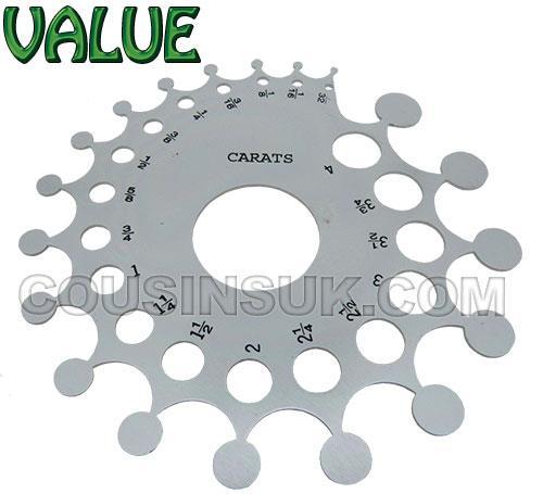 Carat Gauge (Circle Shape)
