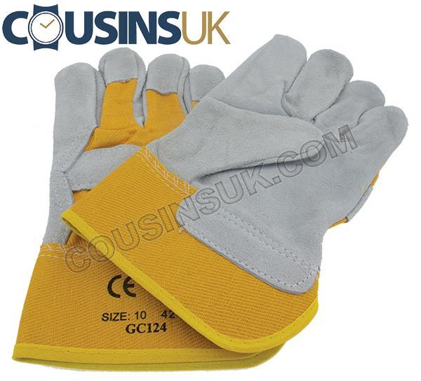 Gloves - Heavy Duty 'Rigger'