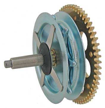 B013.00250 Hermle Chain Wheel Complete (1)