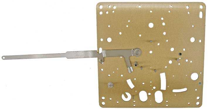B001.00900 Hermle Front Plate (5)