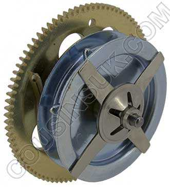 B013.00470 Hermle Chain Wheel Complete (2)