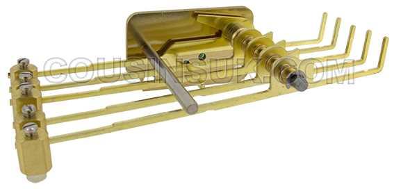 B018.00770 Hermle Hammer Arrangement