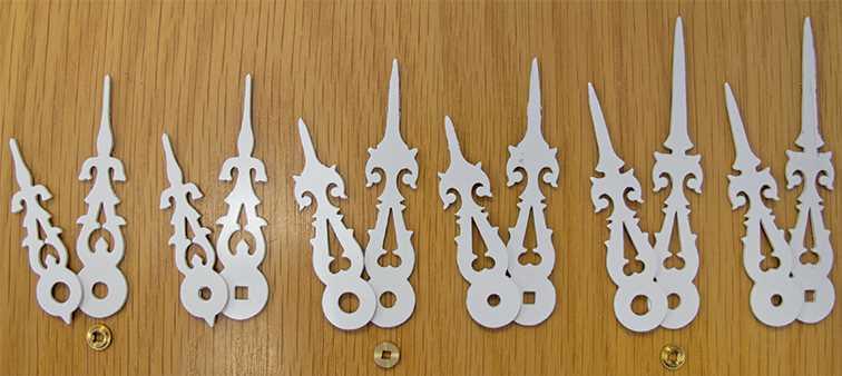 Cuckoo Hand Set (Large Sizes)