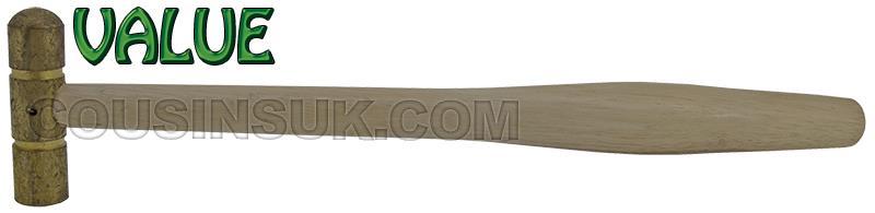 Brass, 84g (3oz) x 50 x 14mm