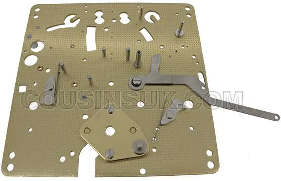 B001.00850 Hermle Front Plate (2)