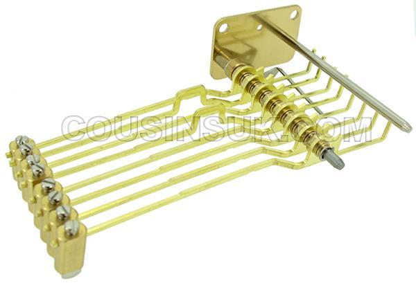 B018.00560 / B018.00562 Hermle Hammer Arrangement