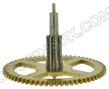 B005.00250 Hermle Third Wheel