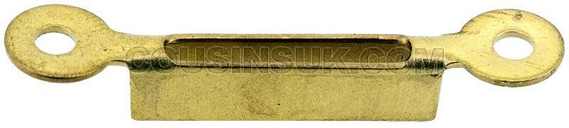 Vienna Regulator Crutch Plate