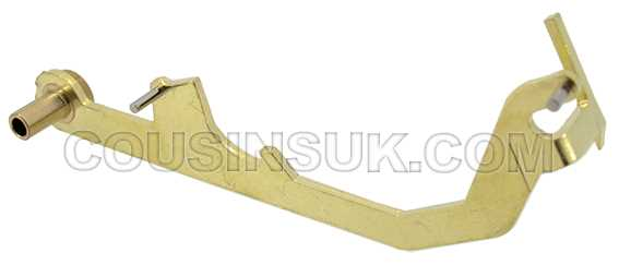 B015.02100 Hermle Lifting Lever