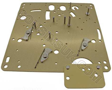 B001.00630 Hermle Front Plate (1)