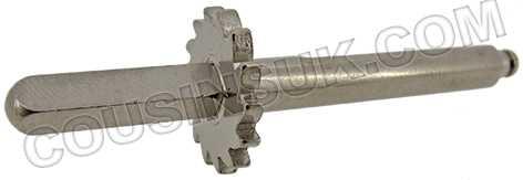 B026.06612 Overall Length 58.55mm