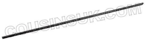 E011.00070 Hermle Tension Spring (Straight)