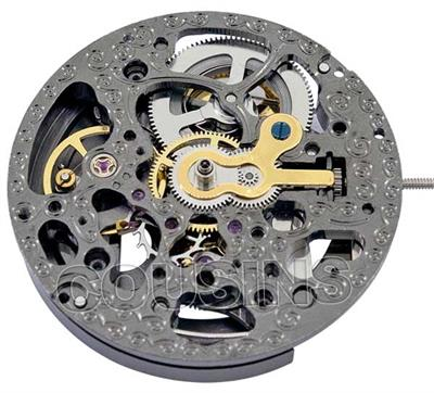 Chinese Mechanical Movements