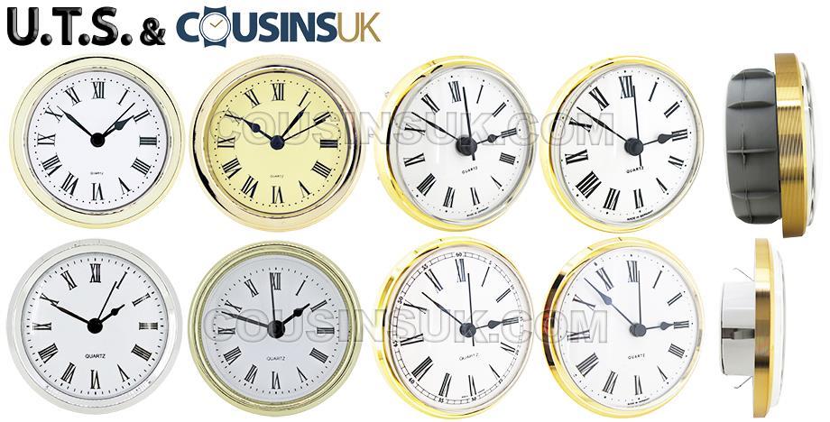 Time (Round), Roman Numerals