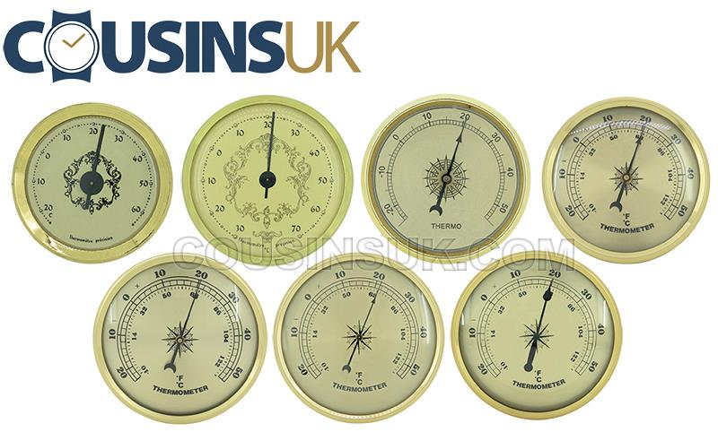 Thermometer Inserts