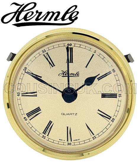 Time (Round), Roman Numerals, Hermle