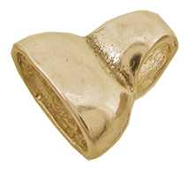 9ct (7mm) Cow Bell
