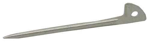 Silver (19mm x Ø0.80mm) Brooch Pin