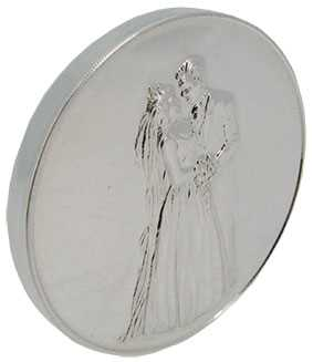 Wedding (Solid Silver) Coin